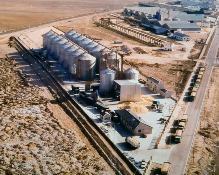 Agraria San Antón Año 1985